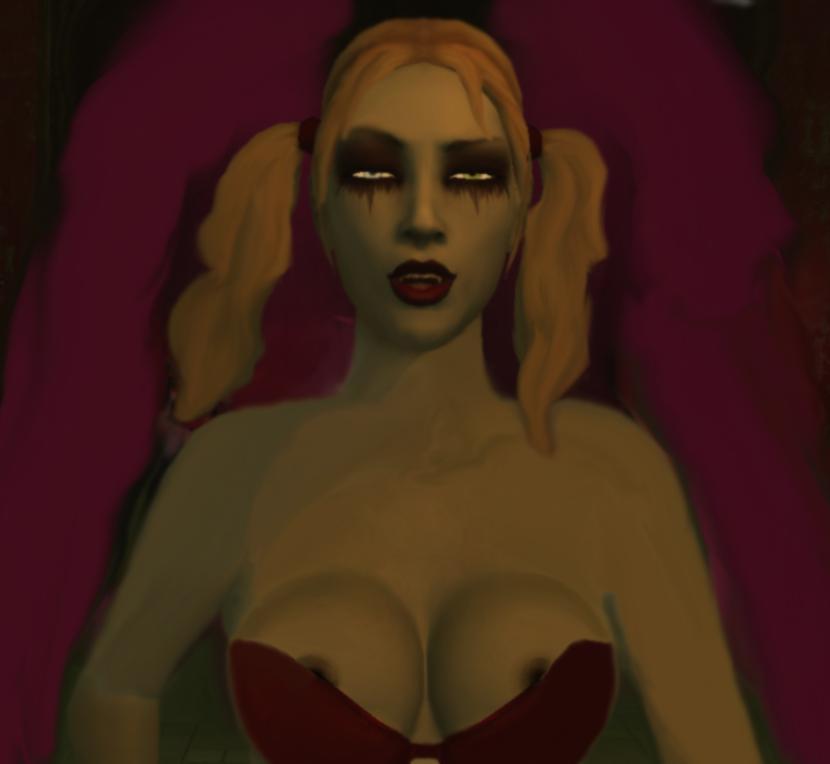 the masquerade vampire bloodlines G senjou no maou cg