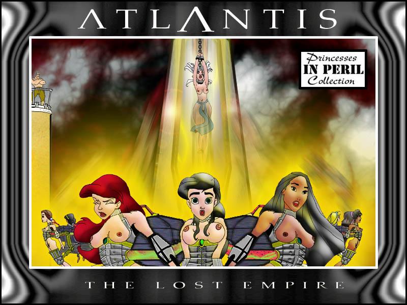 lost the naked atlantis empire Shark girl corruption of champions
