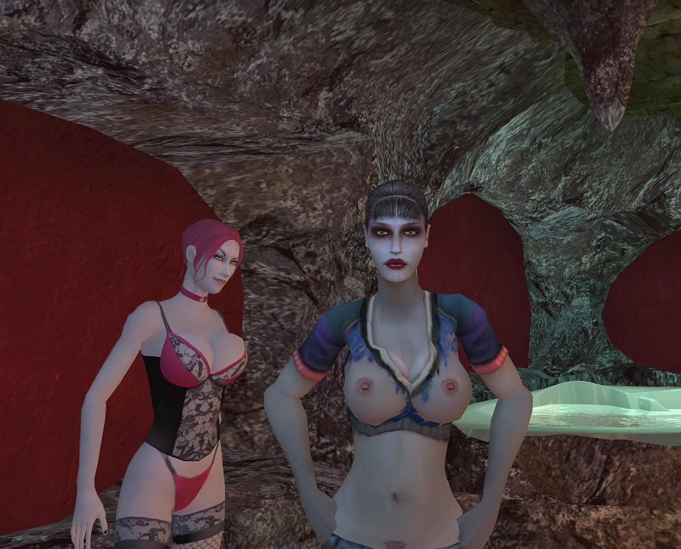 masquerade bloodlines vampire the Kill la kill zone animation