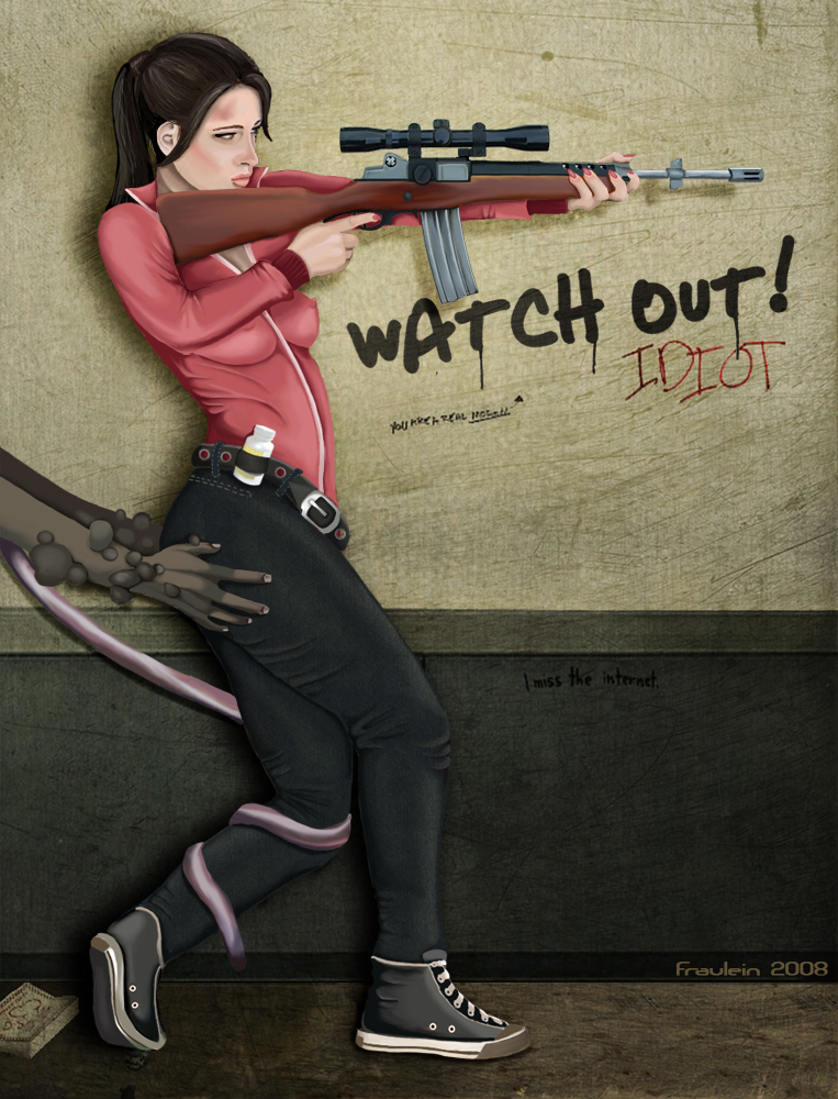 for 2 zoey left dead Christie (dead or alive)