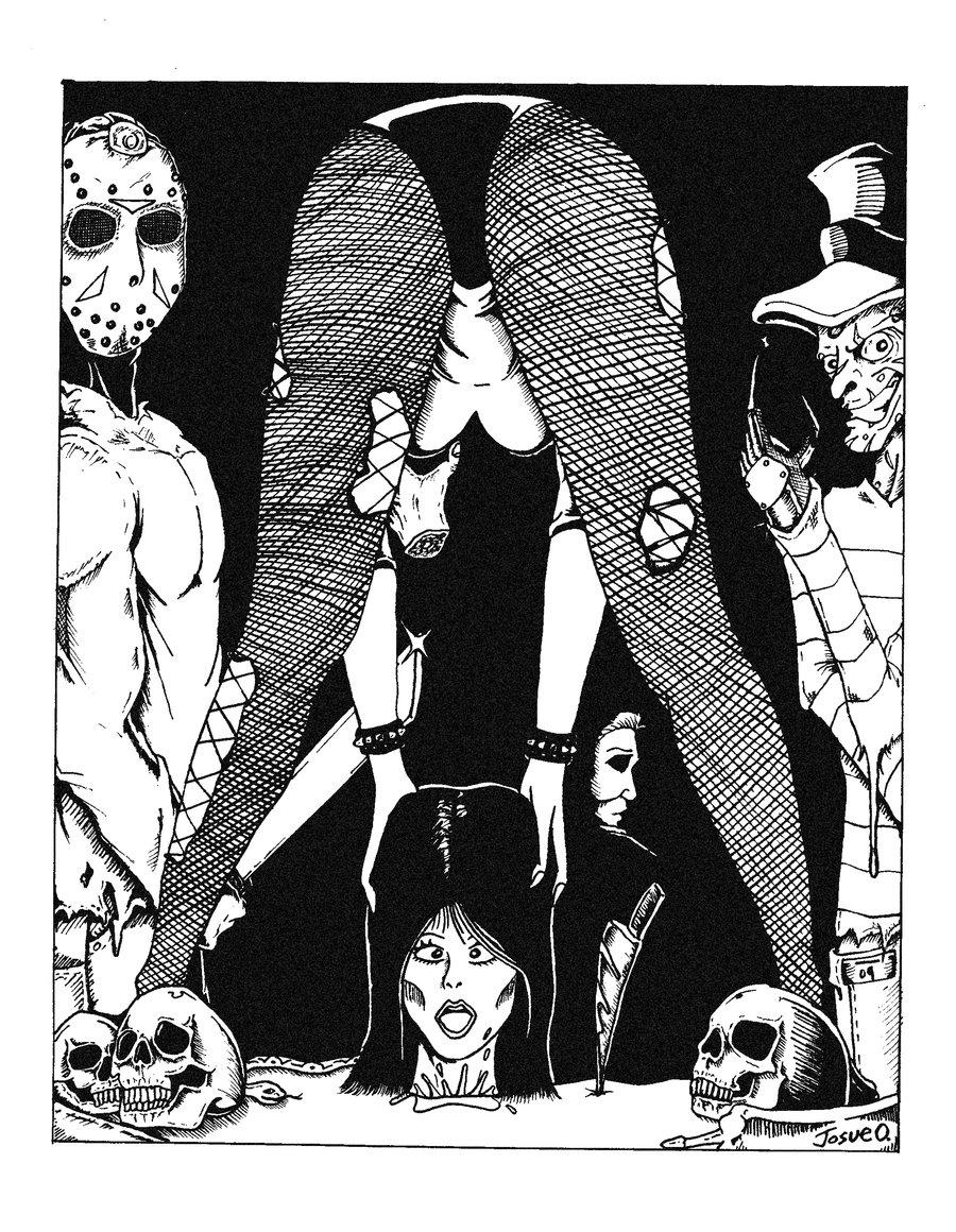 adam 13th the palomino game friday the Dark magician girl hentai manga