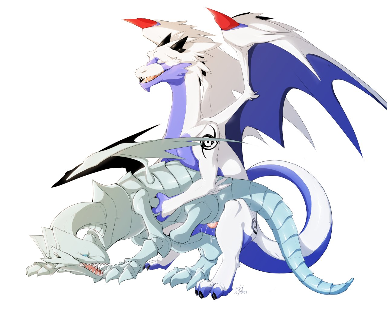 blue cartoon eyes dragon white Sword art online asuna sex fanfiction