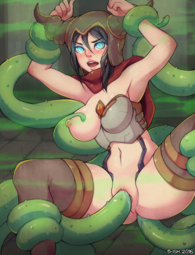 demon diablo 3 hunter female Asa kara zusshiri milk pot uncensored