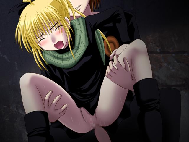 cat dva black Ichiban ushiro no daimaou nude