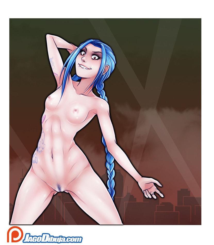 legends league jinx of naked Shiei no sona-nyl