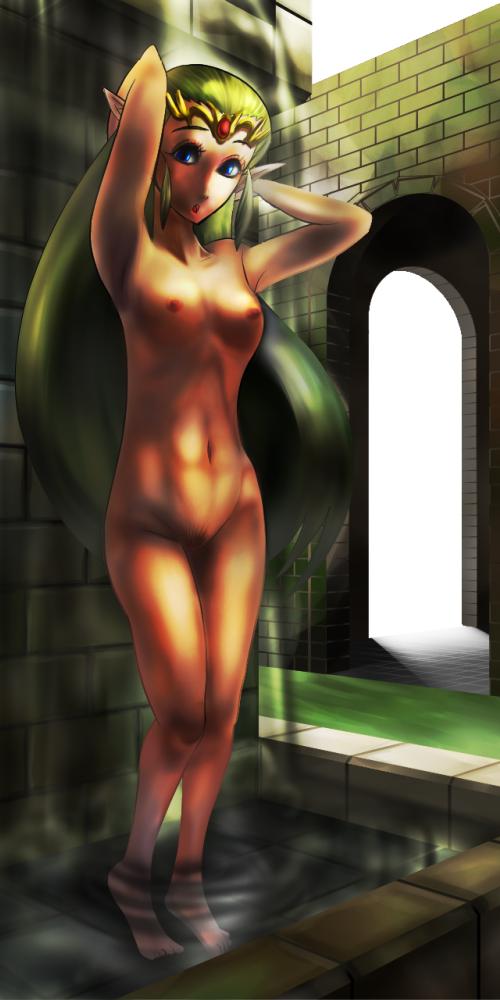 kai supreme of time naked Liberty leading the people parody