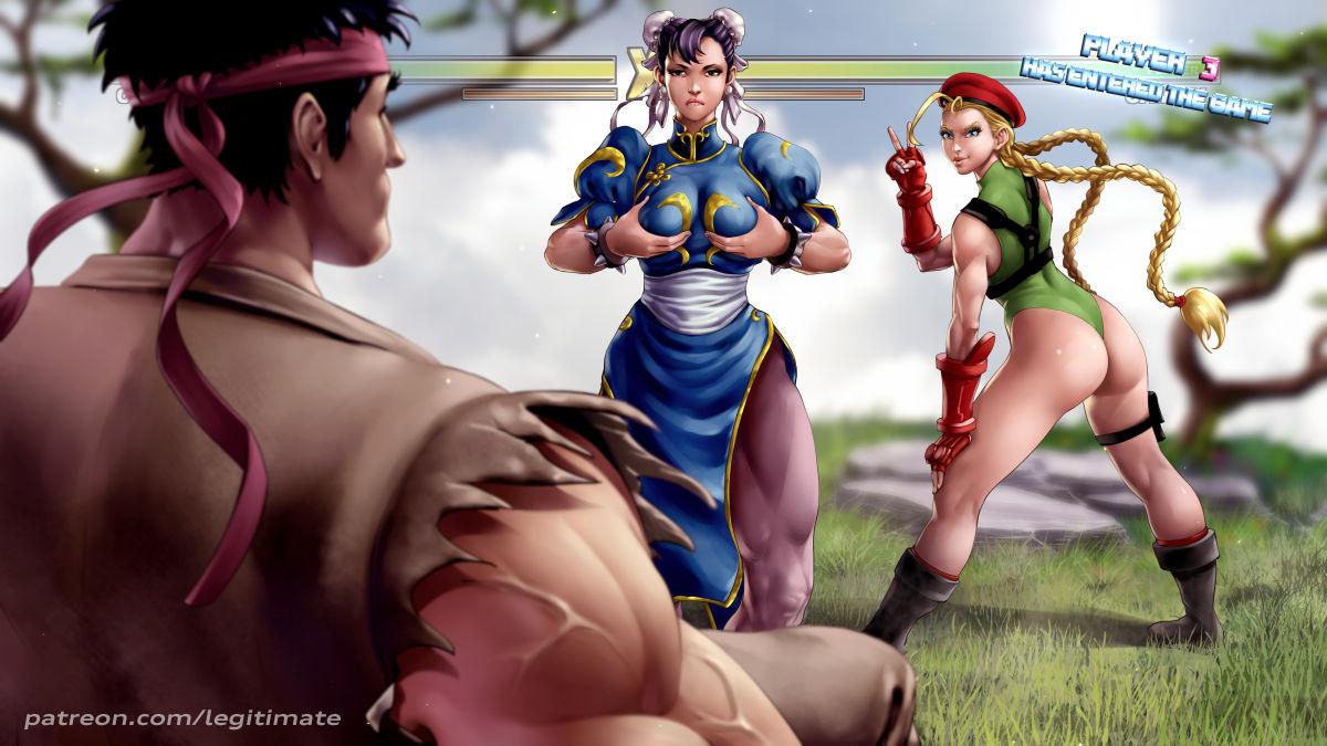 fighter and chun cammy street li Zelda breath of the wild loone