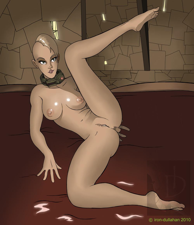 4 kl-e-0 fallout Legend of zelda link nude