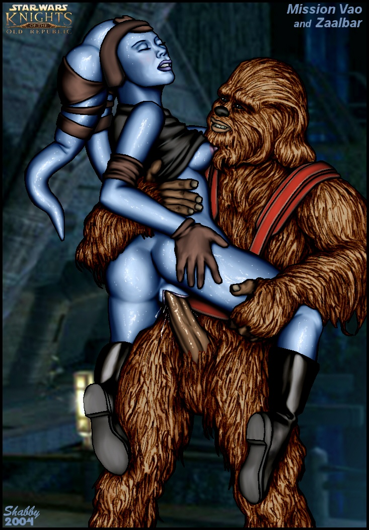 padme on shabby blue geonosis Black and white striped panties