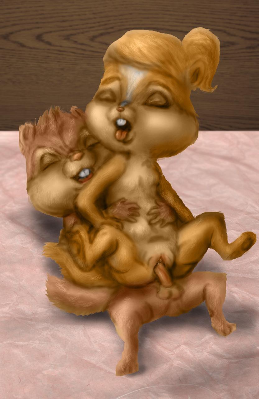 the alvin chipmunks naked and The legend of zelda malon