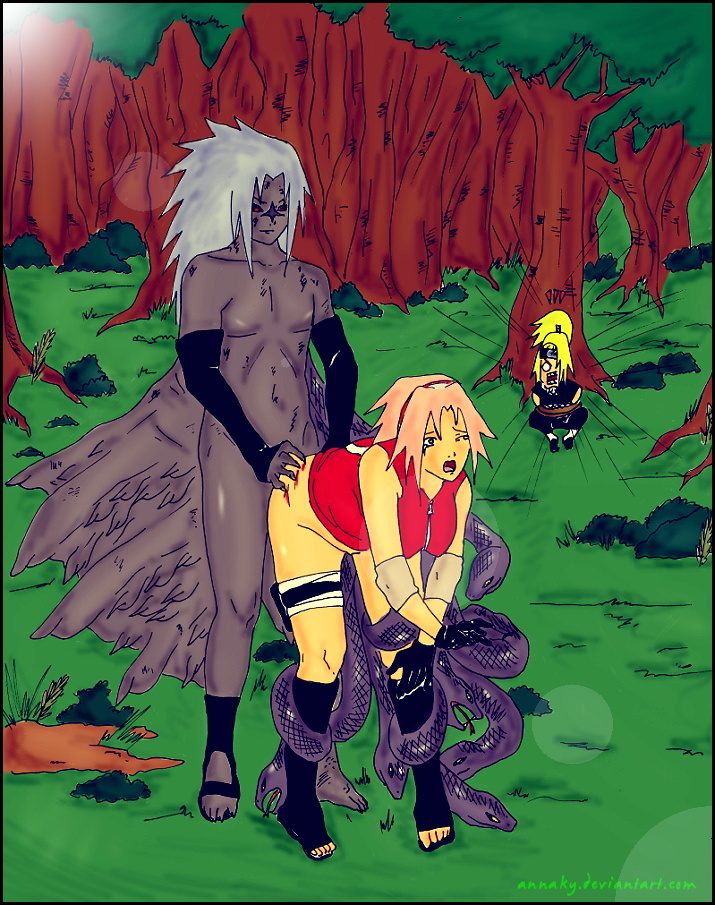 and shippuden sakura sasuke naruto Bullied ~revenge hypnosis~