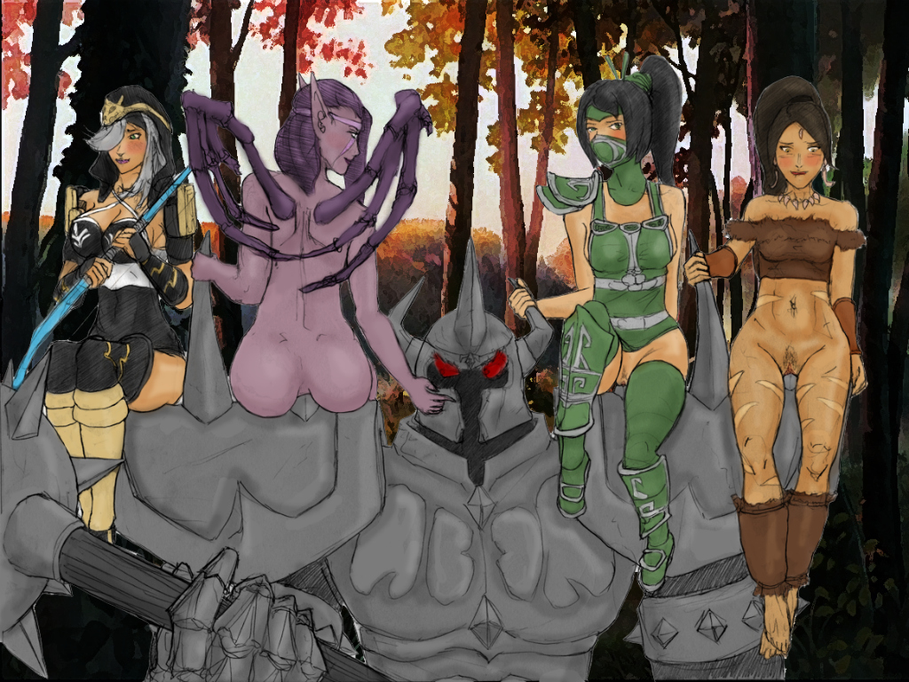 emblem victor of legends league Goblin slayer episode 1 uncensored