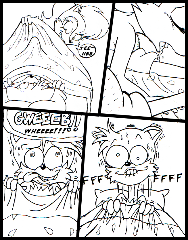 and sex comic amy sonic Mr. b natural mst3k