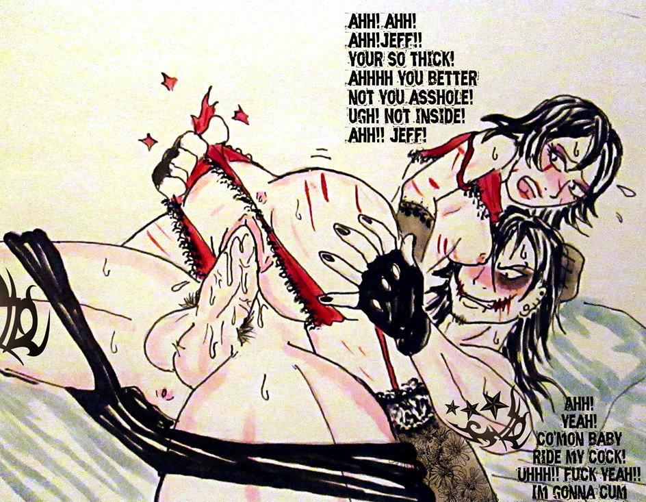 jeff creepypasta the anime killer Final fantasy brave exvius mercedes