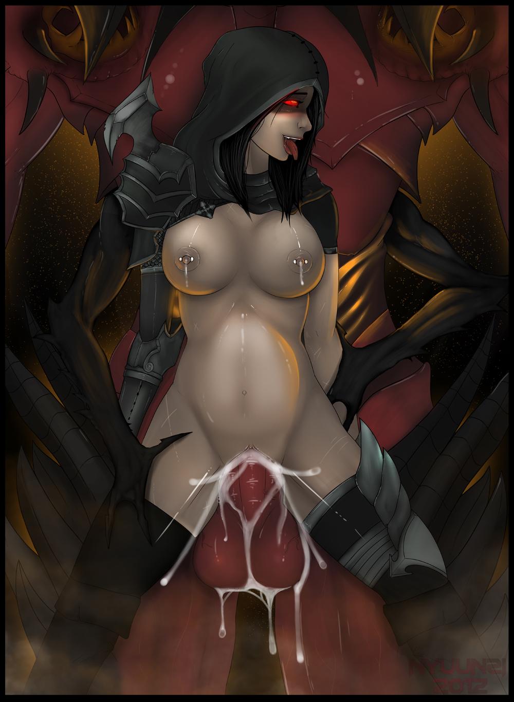 female diablo hunter demon 3 Star wars rebels ezra and sabine fanfiction lemon