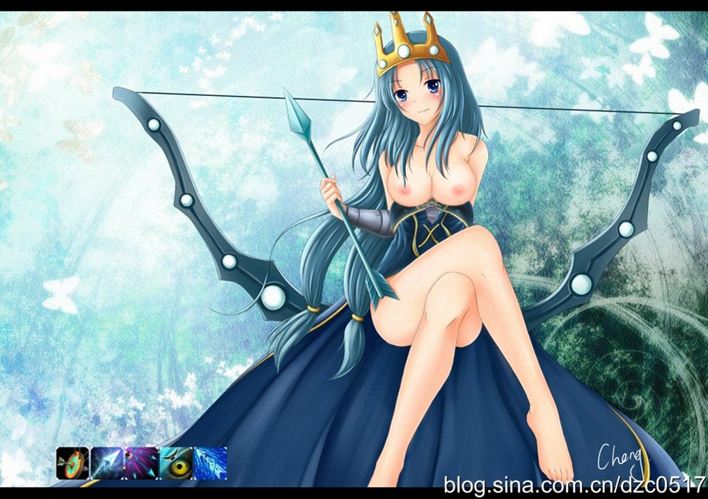 legends league hentai of shyvana Welcome to the nhk satou and misaki