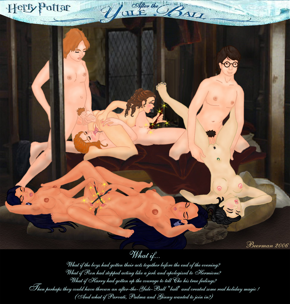 potter harry and nude fleur Delightfully fuckable and unrefined!!
