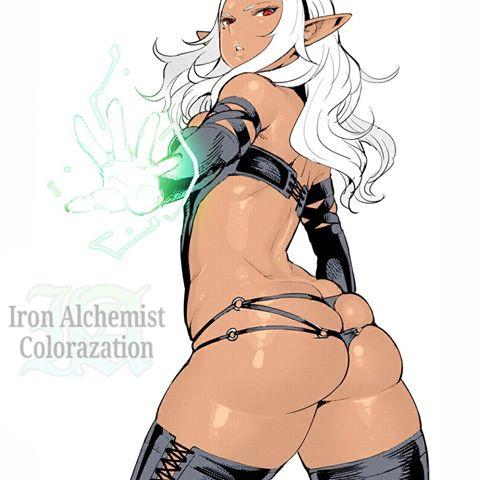 wa uncensored yaserarenai elf-san Meet the robinsons porn comics