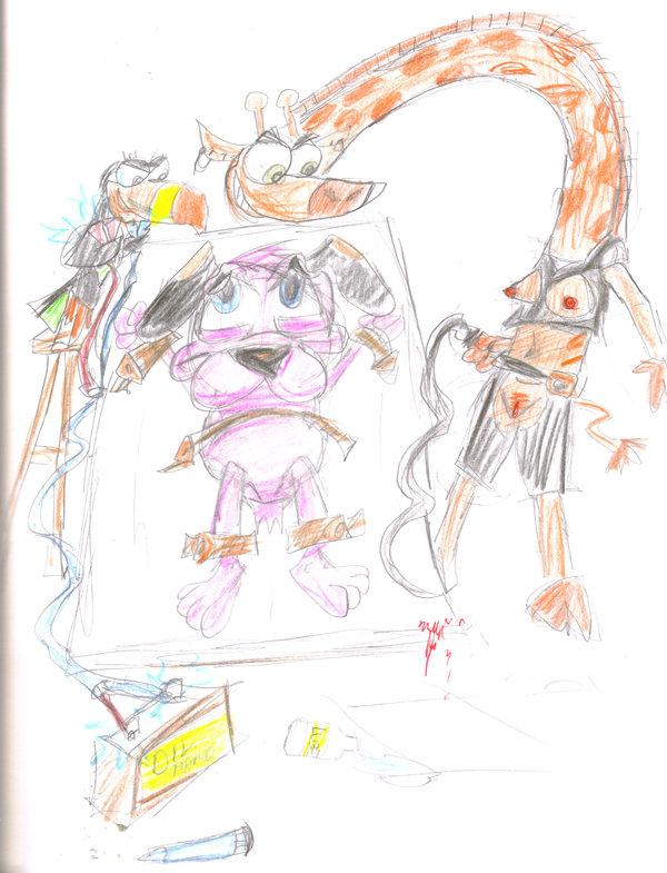 a partner's monkey jake gym my Witcher 3 iris von everec