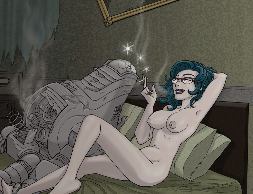 fallout is new where vegas veronica Teen titans porn starfire and robin