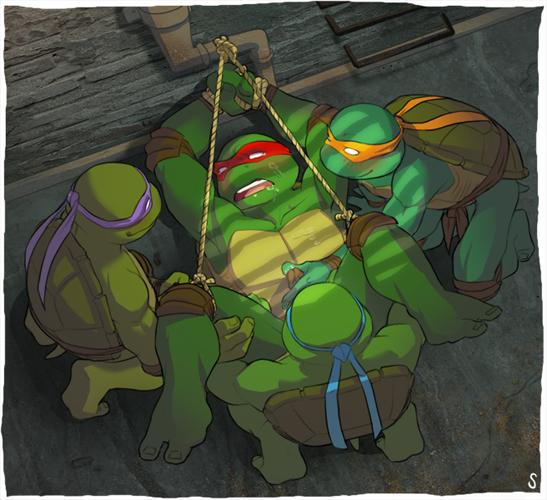 ninja turtles xxx mutant teenage Courage the cowardly dog the mask