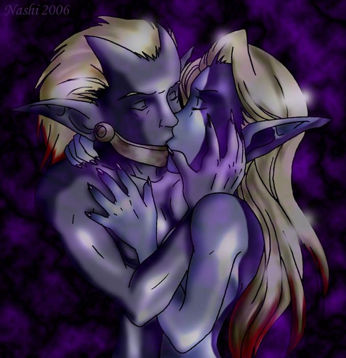 ninjago kiss nya lloyd and Blood elf paladin judgement armor