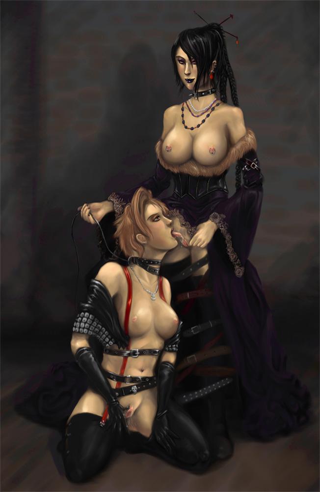 fantasy dark fina brave exvius final Elma miss kobayashi's dragon maid