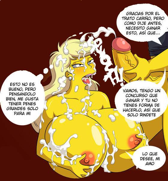 simpsons paheal the Hunter x hunter porn comics