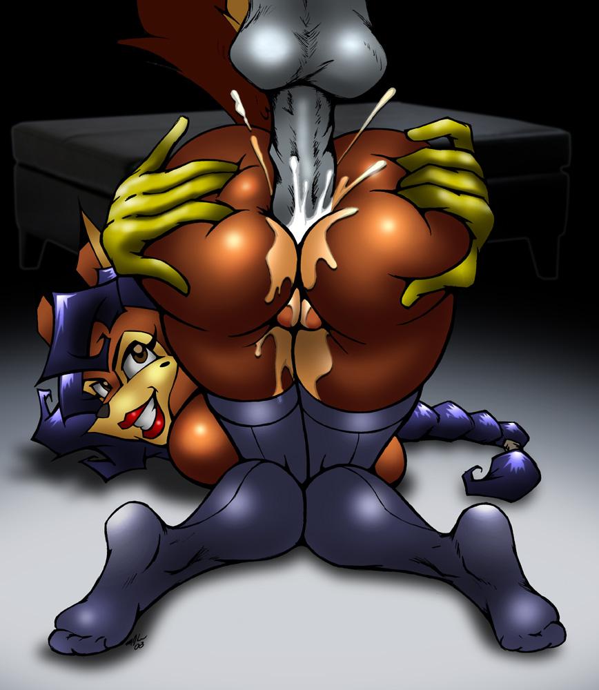sly fox carmelita porn cooper My little pony impregnation hentai