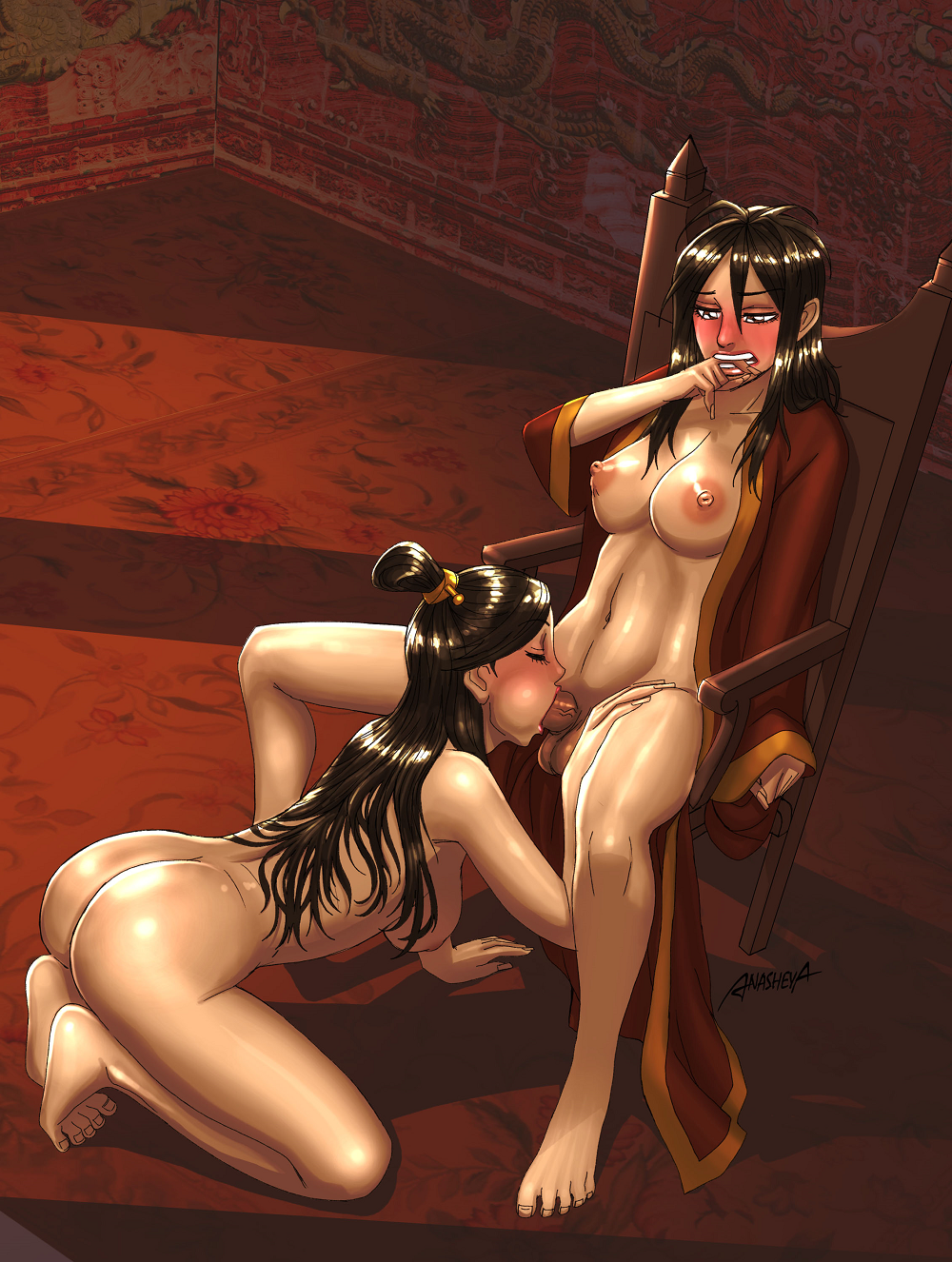 avatar futa the last airbender Dungeon fighter online female slayer