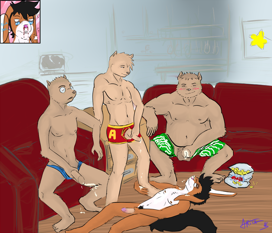 naked the chipmunks and alvin Judas the binding of isaac