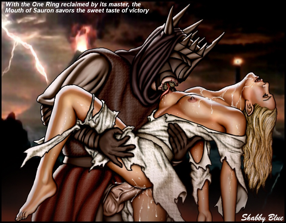 rings orcs the female of lord Grimgar of fantasy and ash barbara