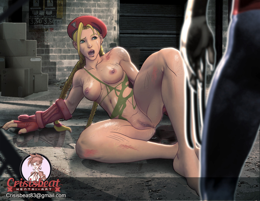 cammy street fighter Witcher 3 lady in the lake