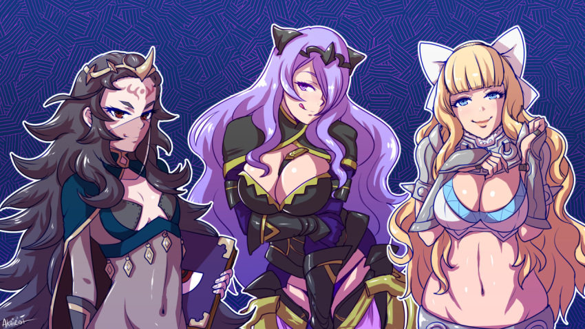 fire emblem fates hentai scarlet Tales of rita and repede