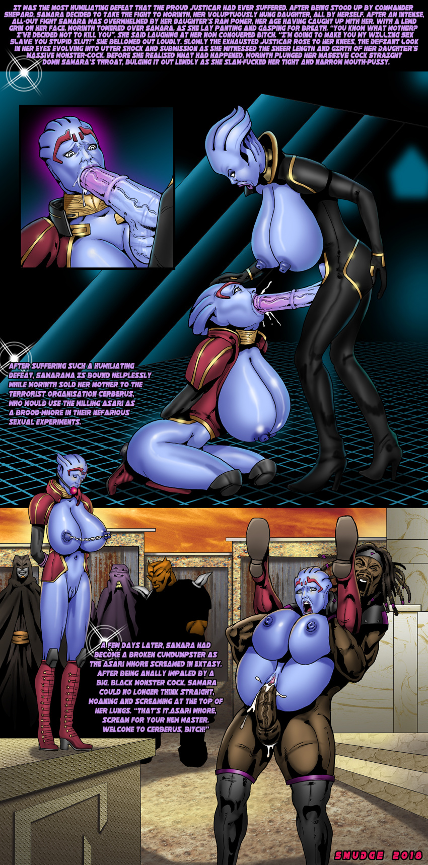 mass sexy effect anthro quarians The gross sisters proud family