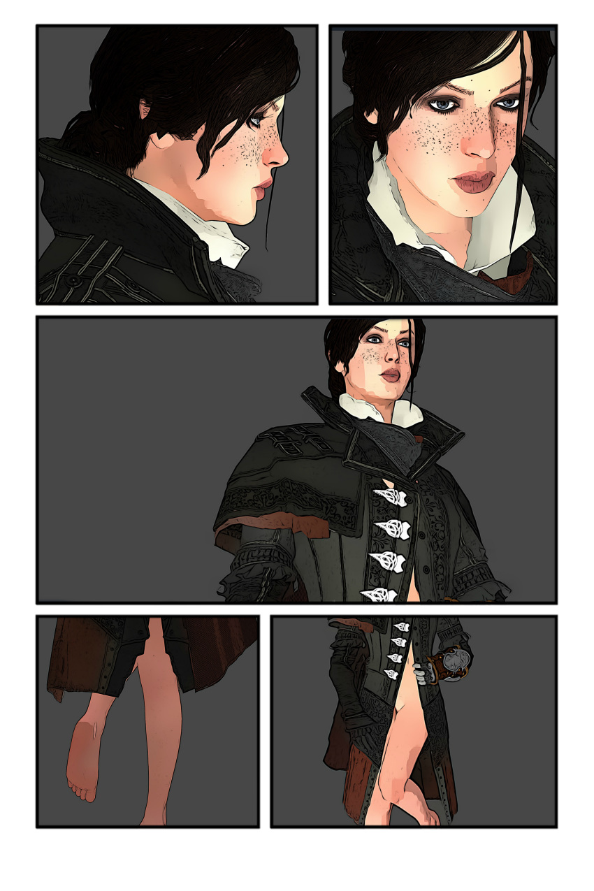 evie nude creed syndicate assassin's My hero academia toga fanart