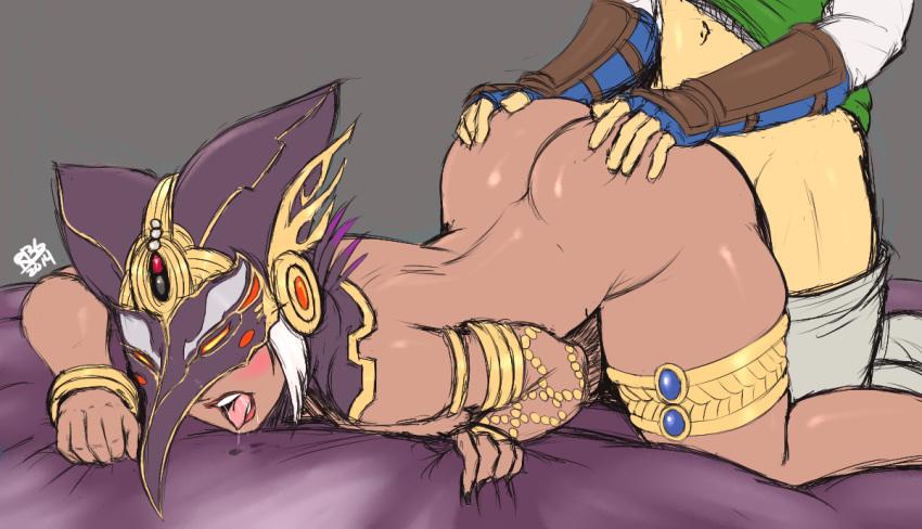 legend zelda zelda naked of Paper mario the thousand year door merlee