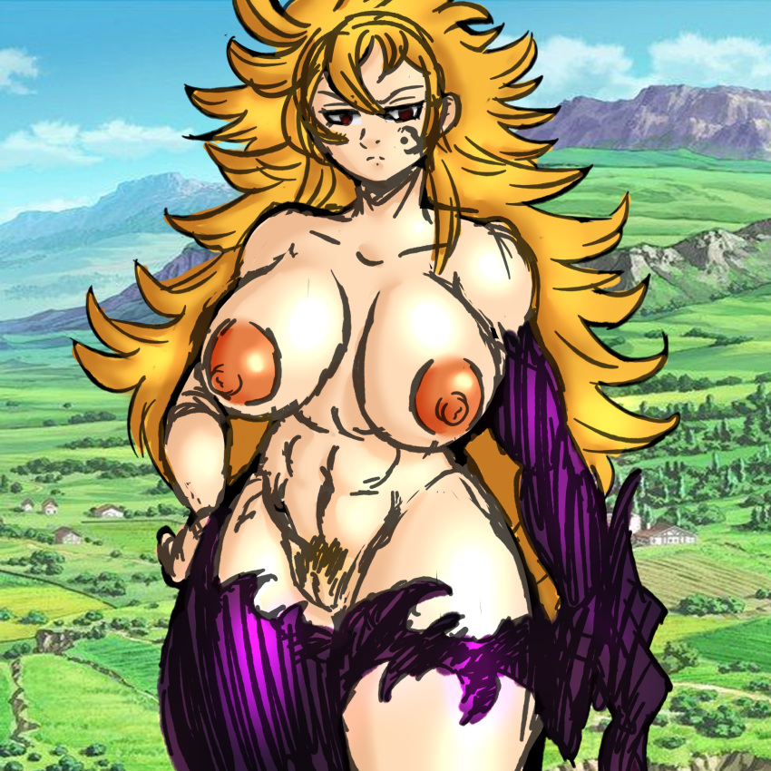 the elizabeth sins deadly seven naked All_the_way_through hentai