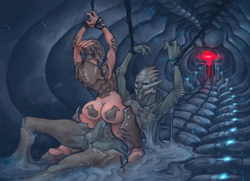 mass liara effect Dragon's crown sorceress