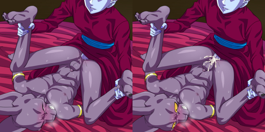 dragon super ball caulifla Rick and morty girls naked