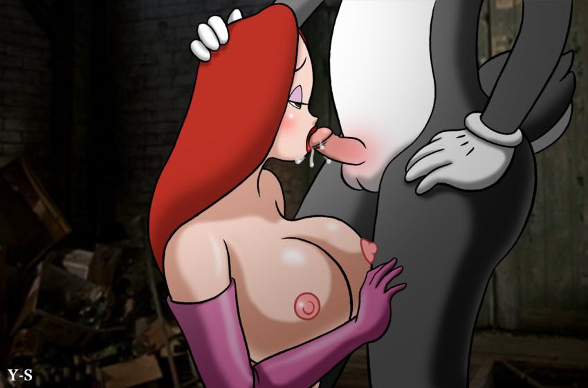 roger and jessica rabbit porn rabbit Kat dmc devil may cry