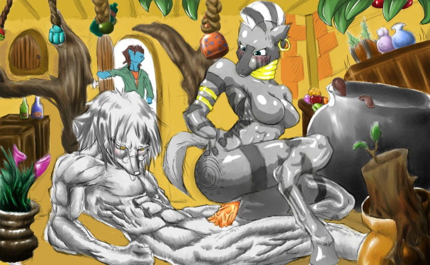 from zecora my pony little R mika street fighter 4
