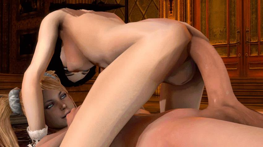 mod madness returns nude alice Lily the fox mechanic anime
