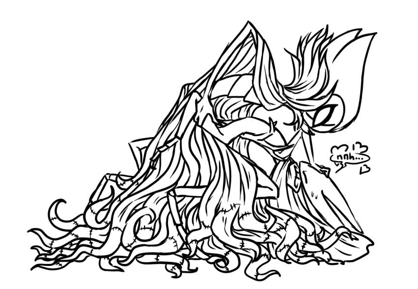 knight grub by lady hollow white Fire emblem sacred stones lyon