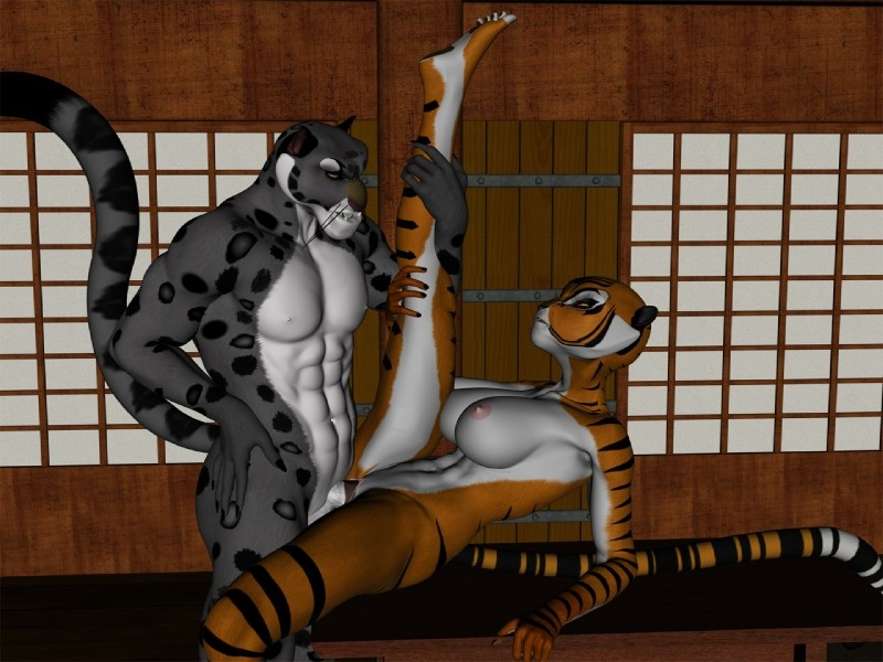 commander kung fu vachir panda Otoko_no_ko