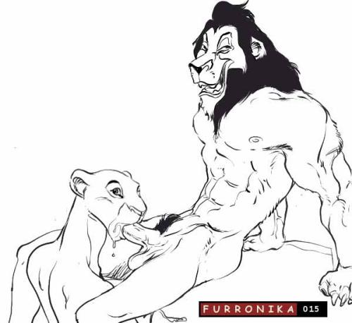 pics lion the porn king Ban from the seven deadly sins