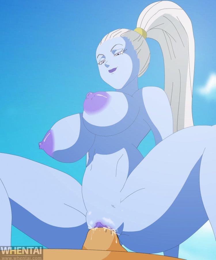 dragon super caulifla ball Kanojo ga mimai ni konai