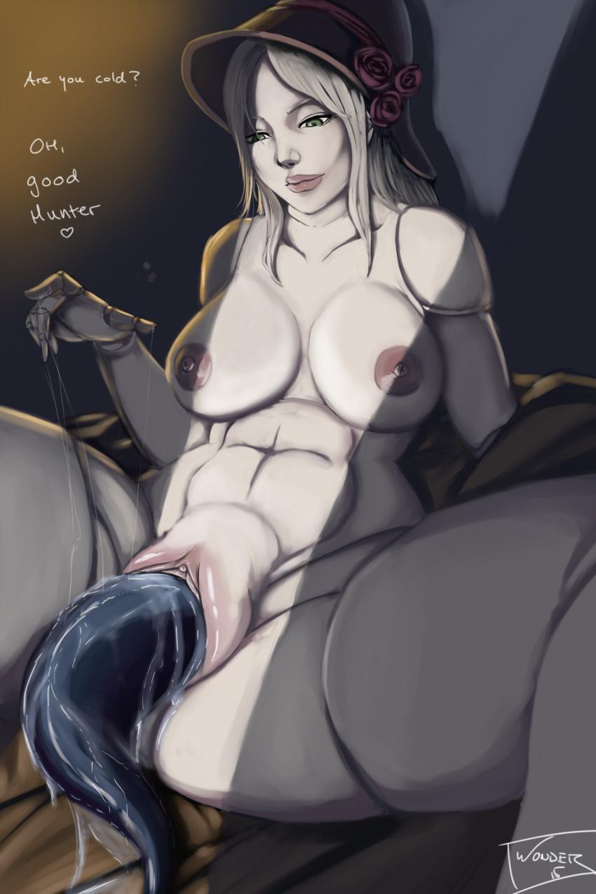 bloodborne plain doll Mage and demon queen porn